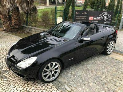 usado Mercedes SLK200 AMG LOK