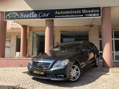 usado Mercedes E350 Cdi Station AMG 7 Lugares