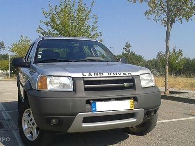 usado Land Rover Freelander 2.0 di (97cv) (5p)