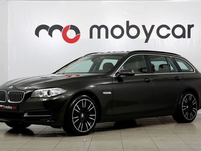 usado BMW 518 D TOURING EXCLUSIVE