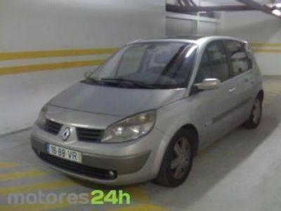 usado Renault Scénic 1.5dci Luxe Previlege 100cv