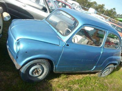 usado Fiat 600 Mostra Cueca