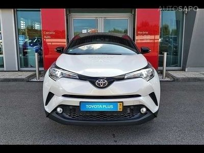 brugt Toyota C-HR 1.8 HSD Comfort+P.Style