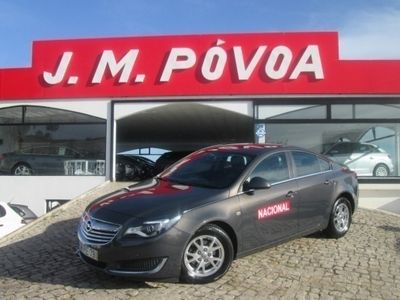 brugt Opel Insignia 2.0 CDTI Selection S/S