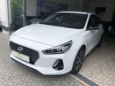 brugt Hyundai i30 SW 1.6
