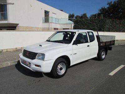 usado Mitsubishi L200 2.5 TD Club 3 lug