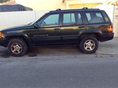 usado Jeep Grand Cherokee Unlimited edition