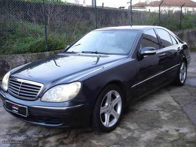 usado Mercedes S320 Cdi cx Automática