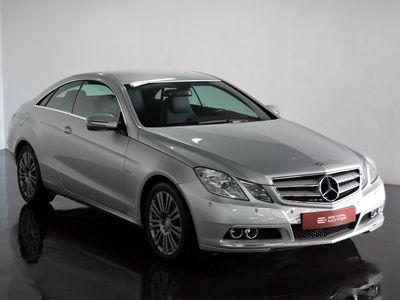 usado Mercedes E250 CDI Coupé