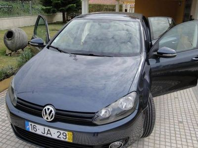 usado VW Golf VI TDI nacional
