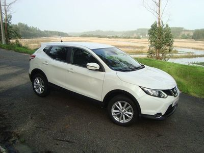 usado Nissan Qashqai BUSINESS EDITION