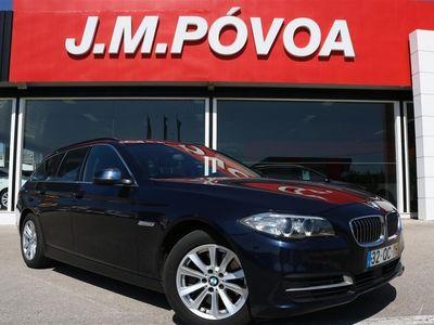 usado BMW 525 Série 5 d Touring Auto GPS 218cv