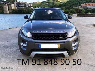 gebraucht Land Rover Range Rover evoque 2.2 SD4 190cv