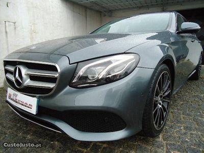 usado Mercedes E220 AMG 9G-Tronic