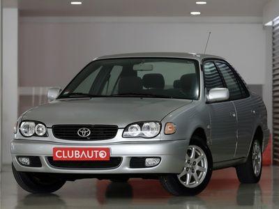 usado Toyota Corolla 1.4 VVT-I SOL