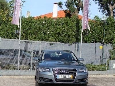 usado Audi A8 TFSI V8 Quattro