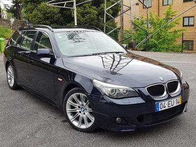 usado BMW 520 D Pack M Nacional
