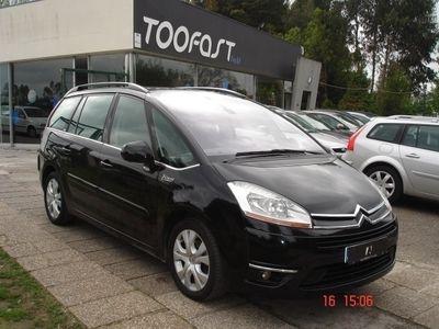 usado Citroën Grand C4 Picasso 1.6 HDi Exclusive