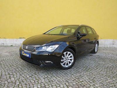 usado Seat Leon ST 1.6 TDI Style Ecomotive GPS