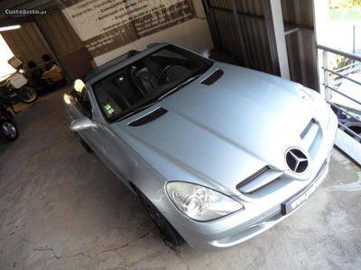 usado Mercedes SLK200 Autom.