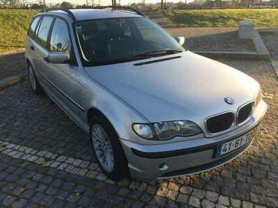 usado BMW 320 150 CV touring - 02