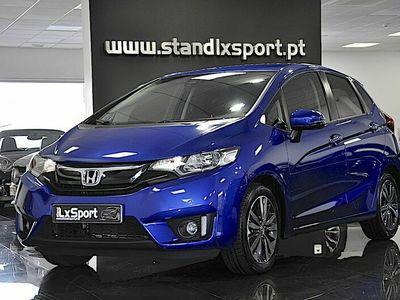 usado Honda Jazz 1.3 i-VTEC Elegance+Connect Navi (102cv) (5p)
