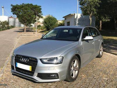 usado Audi A4 Avant 2.0TDI 150cv