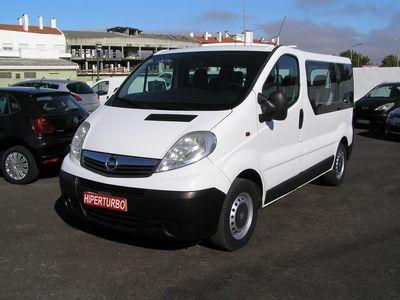 usado Opel Vivaro 2.0 CDTI 9 LUG