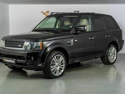 usado Land Rover Range Rover Sport 3.0 TDV6 HSE Navigator