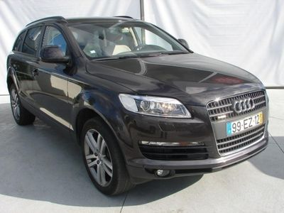 usado Audi Q7 3.0 TDi Exclusive Tiptronic