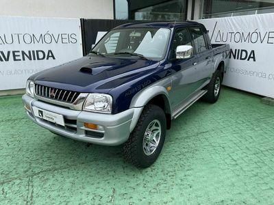 usado Mitsubishi L200 2.5 TD Strakar CD