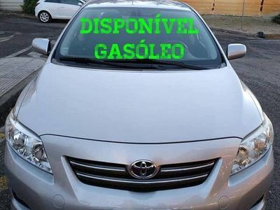 usado Toyota Corolla Sedan Diesel