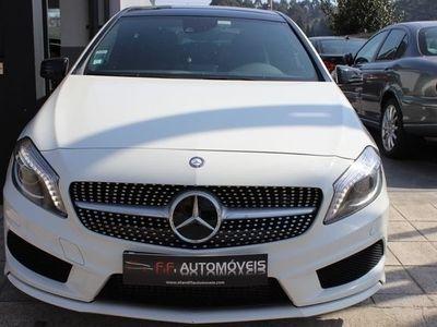 usado Mercedes A220 CDI 170cv- AMG