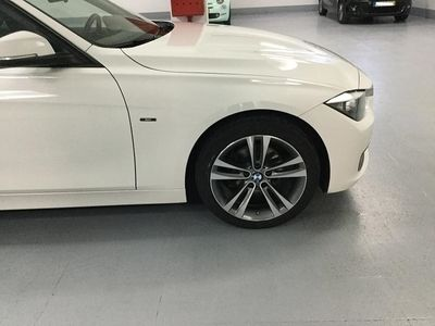 usado BMW 318 DA Touring Sport Line