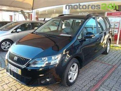 usado Seat Alhambra 2.0 TDi Reference Eco.