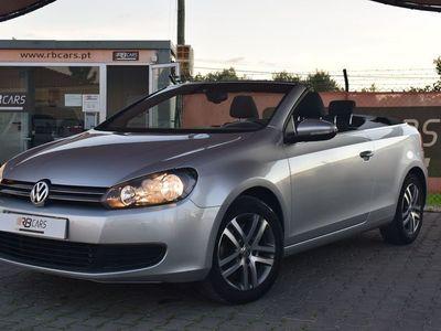usado VW Golf Cabriolet 1.4 TSi DSG