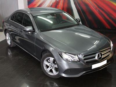 usado Mercedes E220 Auto Avantgarde | GPS | LED
