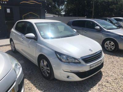 usado Peugeot 308 1.6 Hdi Branco Perola