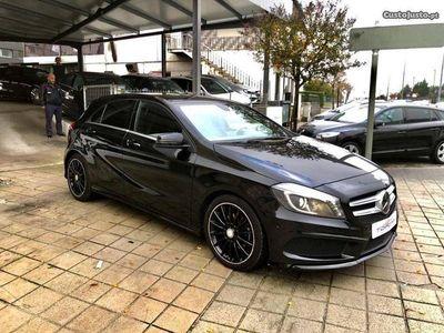 usado Mercedes A200 AMG Line