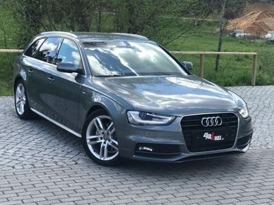 used Audi A4 Avant 2.0 TDi Business Line S-line