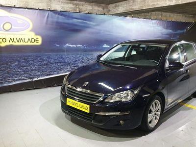 usado Peugeot 308 1.6 HDi Access (92cv) (5p)