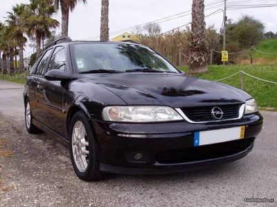 used Opel Vectra SW 2.0 DTI Sport