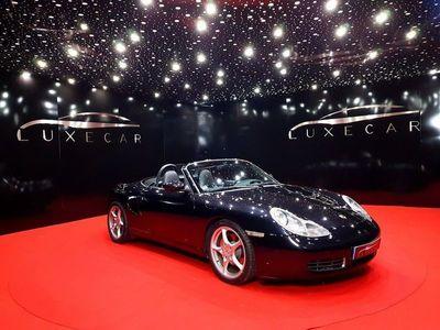 usado Porsche Boxster S Manual