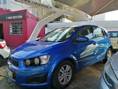 usado Chevrolet Aveo 1.3 Vcdi