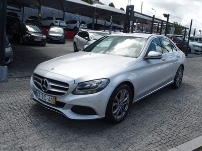 gebraucht Mercedes C200 D AVANTGARD - AUTOMATICO