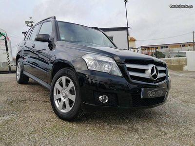 usado Mercedes GLK220 CDI BE 170 CV
