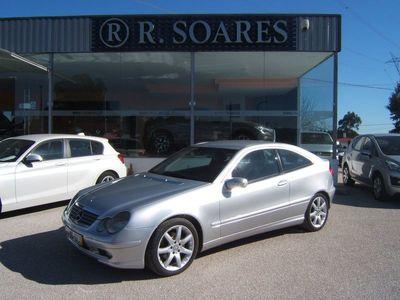 usado Mercedes C220 Classic SportCoupé (143cv) (3p)