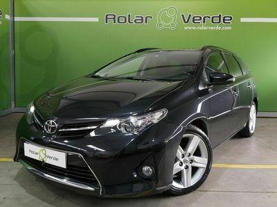 usado Toyota Auris ---