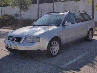 usado Audi A6 2.5TDI Diesel