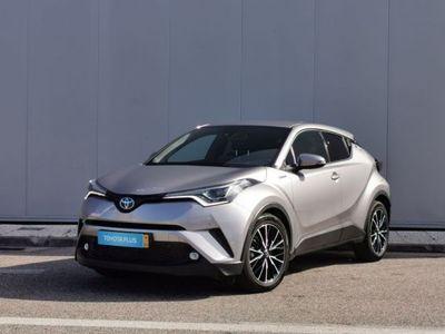 usado Toyota C-HR C-HR1.8 Hybrid Exclusive + Pack Luxury